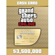 Grand Theft Auto Online: Whale Shark Cash Card  Rockstar SocialClub (Region Free)