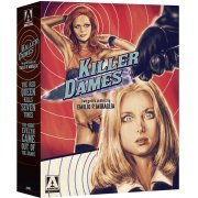 Killer Dames - Two Gothic Chillers by Emilio P. Miraglia [Limited Edition of 3000] (US)