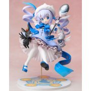 Is The Order a Magical Girl? 1/7 Scale Pre-Painted Figure: Magical Girl Chino (Japan)