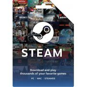 Steam Gift Card (EUR 25 / for EU accounts only)  steam digital (Europe)