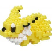 Nanoblock NBPM-021 Pokemon: Jolteon (Japan)