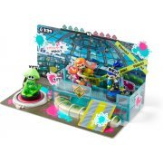 amiibo Diorama Kit Splatoon (Mozuku Farm) (Japan)