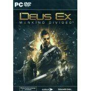 Deus Ex: Mankind Divided (DVD-ROM) (English) (Asia)