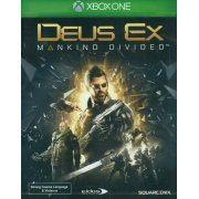 Deus Ex: Mankind Divided (English) (Asia)