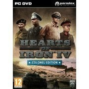 Hearts of Iron IV [Colonel Edition] (DVD-ROM) (Europe)