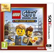 LEGO City Undercover: The Chase Begins (Nintendo Selects) (Europe)