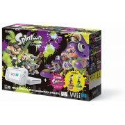 Wii U Splatoon Set with amiibo Splatoon Series Figure (Aori / Hotaru) (32GB White) (Japan)