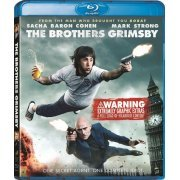 The Brothers Grimsby (Hong Kong)