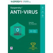 Kaspersky Anti-Virus 2016, 1 PC, 1 Year (Europe)