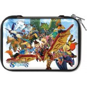 Monster Hunter Stories Pouch for New 3DS LL (Japan)