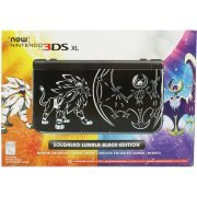 New Nintendo 3DS XL [Solgaleo & Lunala Edition] (US)