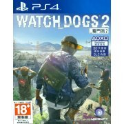 Watch Dogs 2 (English & Chinese Subs) (Asia)