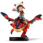 amiibo Monster Hunter Stories Series Figure (One-Eyed Rathalos & Rider Girl) (Japan)