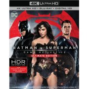 Batman V Superman: Dawn of Justice (Ultimate Edition) [4K UHD Blu-ray] (US)
