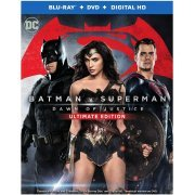 Batman V Superman: Dawn of Justice (Ultimate Edition) [Blu-ray+DVD+Digital HD] (US)