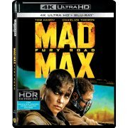 MAD MAX FURY ROAD [4K UHD Blu-ray + Blu-ray] (Hong Kong)