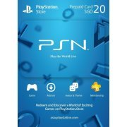 Playstation Network Card 20 SGD | Singapore Account (Singapore)
