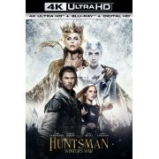 The Huntsman: Winter's War [4K UHD Blu-ray] (US)