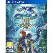 Ys VIII Lacrimosa of Dana (Chinese Subs) (Asia)