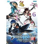 Phantasy Star Online 2 The Animation Vol.6 (Japan)