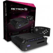 Hyperkin RetroN 5 Gaming Console (Black) (US)