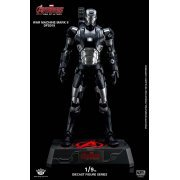 King Arts Avengers Age of Ultron 1/9 Diecast Figure Series: War Machine Mark II (Asia)