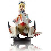 amiibo Monster Hunter Stories Series Figure (Barioth & Ayuria) (Japan)