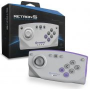 Hyperkin RetroN 5 Bluetooth Wireless Controller (Gray) (US)