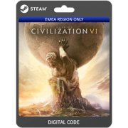 Sid Meier's Civilization VI (Europe Middle East Africa)  steam (Europe)