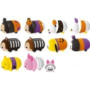 Disney Nosechara Tsum Tsum Halloween Ver. (Set of 10 pieces) (Japan)