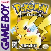Pokemon Yellow Version - Special Pikachu Edition [Digital Code] (Europe)