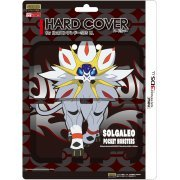 Pocket Monster Hard Cover for New 3DS LL (Solgaleo) (Japan)