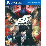 Persona 5 (Japanese) (Asia)