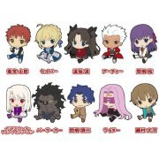Fate/stay Night Unlimited Blade Works Petanko Trading Rubber Strap Vol.1 (Set of 10 pieces) (Japan)