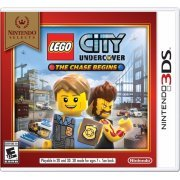 LEGO City Undercover: The Chase Begins (Nintendo Selects) (US)