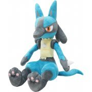 Pokemon All Star Collection Plush: Lucario [Medium] (Japan)