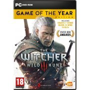 The Witcher 3: Wild Hunt [Game of the Year Edition] (DVD-ROM) (Europe)