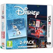 Disney 2-Pack - Frozen: Olaf's Quest + Big Hero 6: Battle in the Bay (Europe)