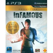inFamous Collection (Playstation 3 the Best) (English & Chinese Subs) (Asia)