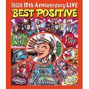 Lecca 10th Anniversary Live Best Positive (Japan)