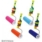 Splatoon Spline Roller Cleaner (Set of 4 pieces) (Japan)