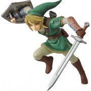 Ultra Detail Figure The Legend of Zelda: Link (Twilight Princess HD) (Japan)