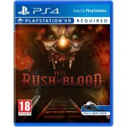 Until Dawn: Rush of Blood (English & Chinese Subs) (Asia)