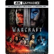 Warcraft [4K UHD Blu-ray] (US)