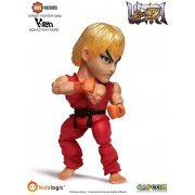 Ken Vs Fei Long Ultra Street Fighter IV Kids Nations GM-02 Action Figure (Set of 2) (Asia)