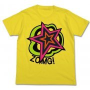 Persona 5 T-shirt Yellow: Ryuji (M Size) (Japan)