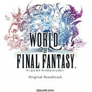 World Of Final Fantasy Original Soundtrack (Japan)