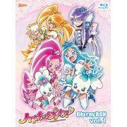 Heartcatch Precure! Blu-ray Box Vol.1 [Limited Edition] (Japan)