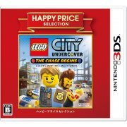 LEGO City Undercover: The Chase Begins (Happy Price Selection) (Japan)