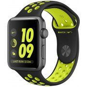 Apple Watch Nike+ Series 2 42mm with Black/Volt Nike Sport Band (Space Gray) (Hong Kong)